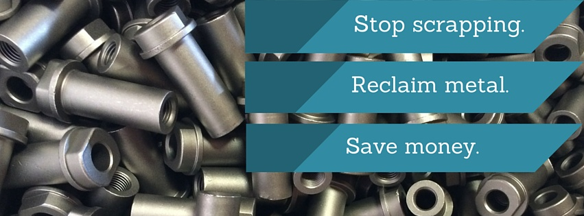 Reclaim metal save money